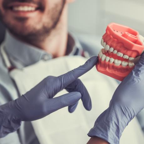 mini dental implants Albia, IA